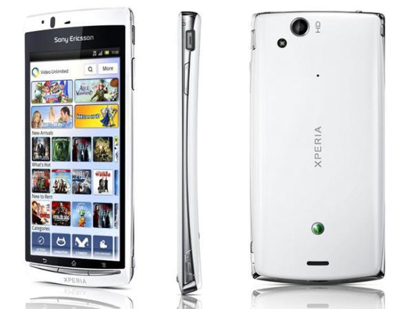 Sony Ericsson Xperia Arc S LT18i Specs - DarkDroid - DD
